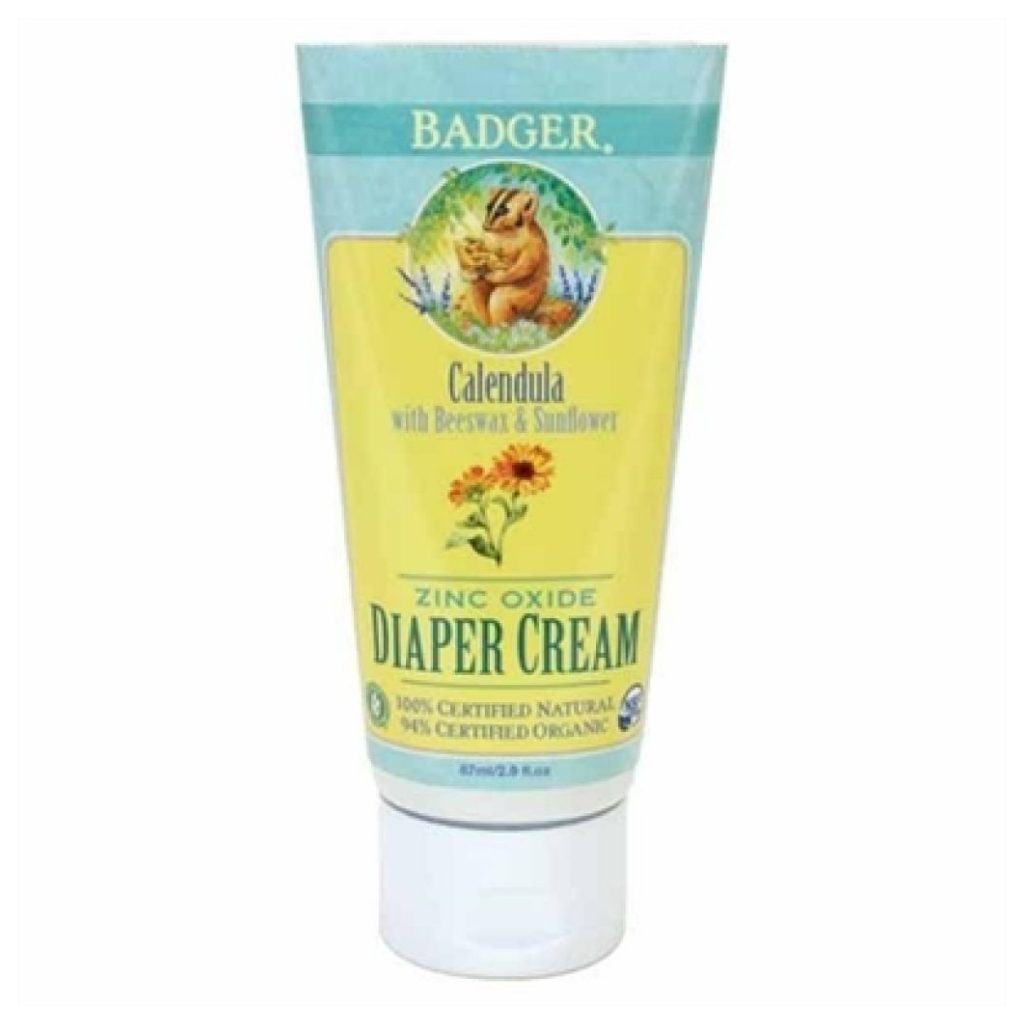 zinc oxide nappy cream