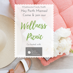 wellness picnic
