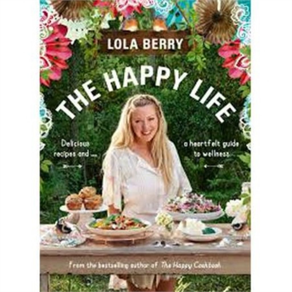 The Happy Life by Lola Berry - The Happy Life Book