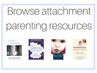 attachment parenting, wholehearted family health