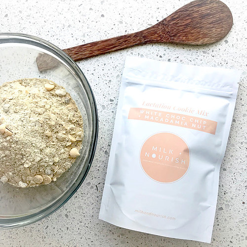 Milk & Nourish Lactation Cookies and Products