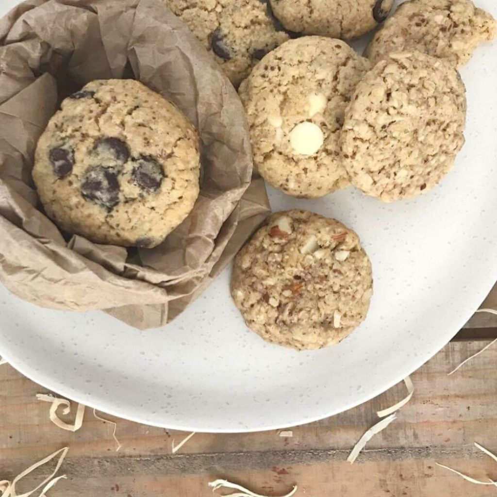 milk and nourish lactation cookies