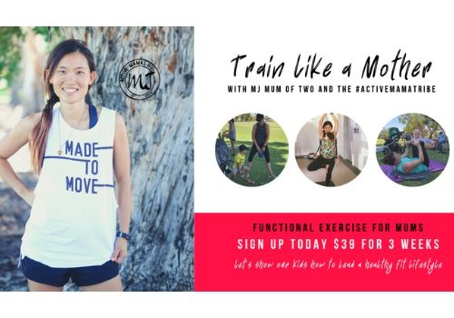 active mamas by MJ perth fitness