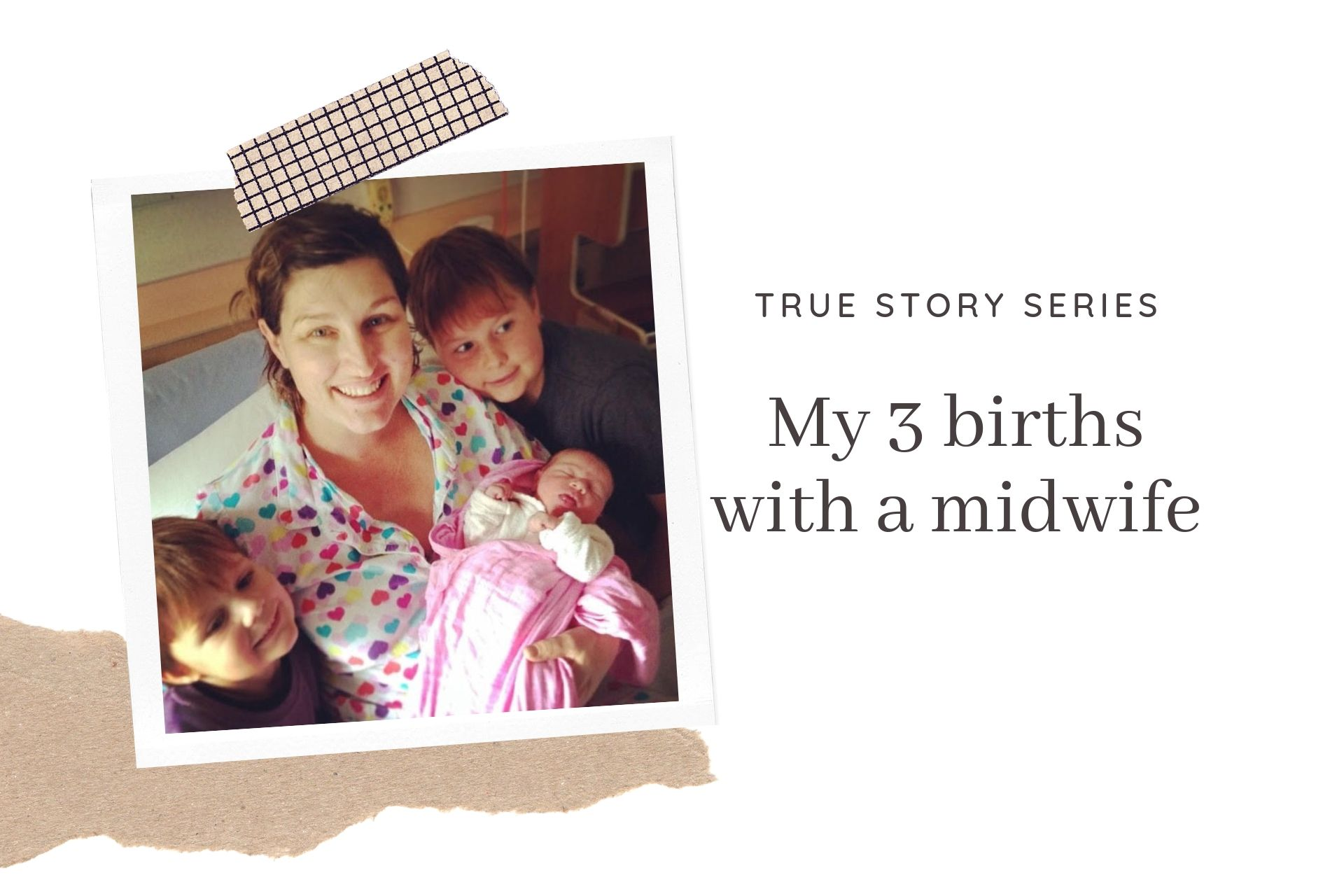 births with a midwife
