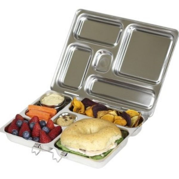 planetbox stainless steel lunchbox