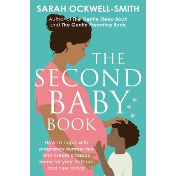 the second baby book by sarah ockwell smith