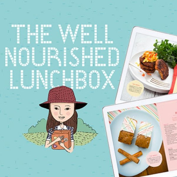 well nourished lunchbox ebook